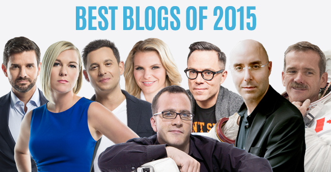 Best Blogs of 2015