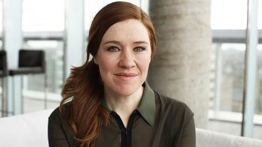 Clara Hughes - Photo credit Simon Baker