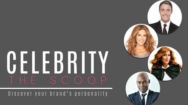 Celebrity: The Scoop -- Fall 2013
