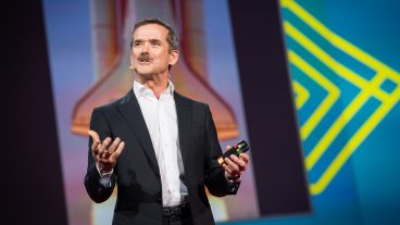 Chris Hadfield, Photo: James Duncan Davidson