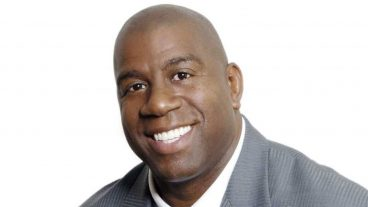 "Earvin ""Magic"" Johnson NBA Speaker"