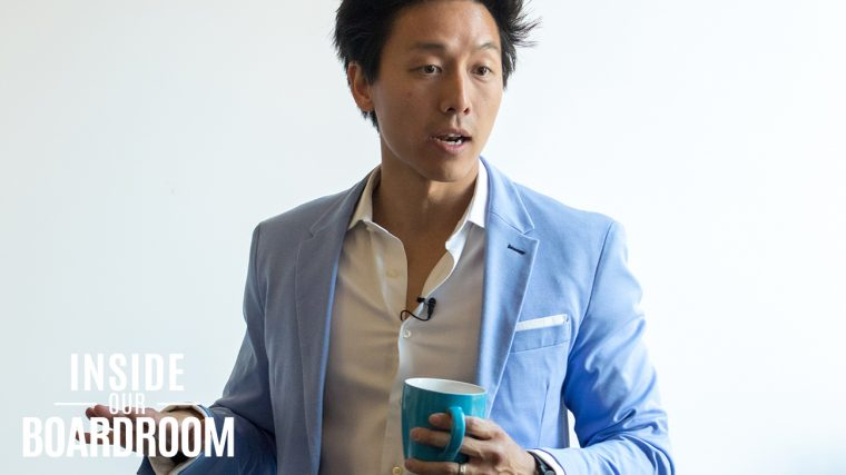 Inside Our Boardroom: Andrew Au