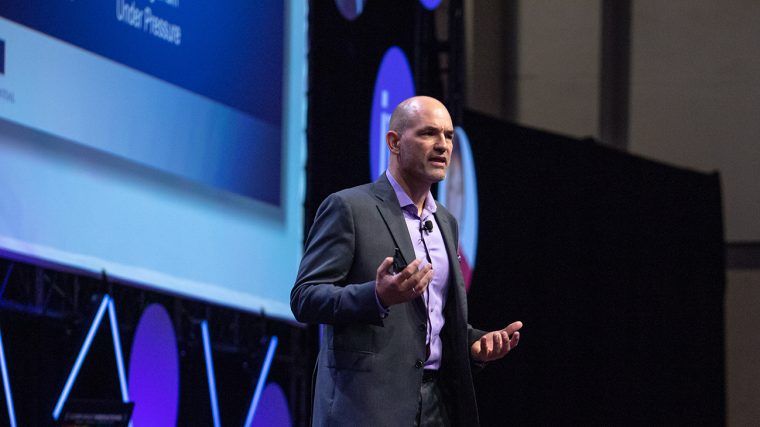 Dr. JP Pawliw-Fry at IncentiveWorks 2018