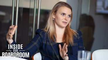 Inside Our Boardroom with Michele Romanow