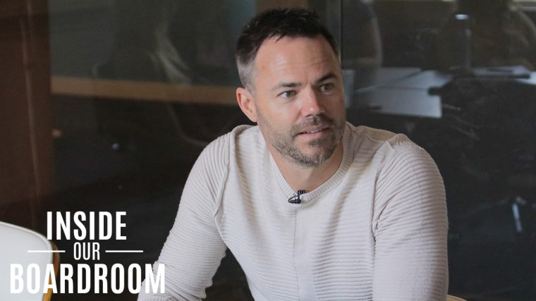 Inside Our Boardroom with Lane Merrifield