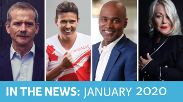 In The News: January 2020