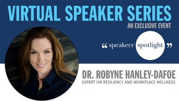 Virtual Speaker Series with Dr. Robyne Hanley-Dafoe